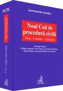 Noul Cod de procedură civilă. Note. Corelaţii. Explicaţii