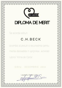 Diploma ch beck