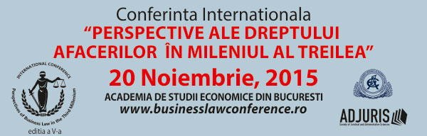 International Conference – Business Law