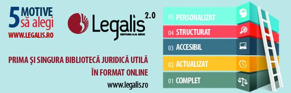 5 motive pentru a alege Legalis
