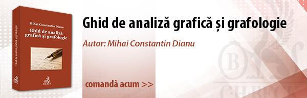 Ghid de analiză grafică și grafologie