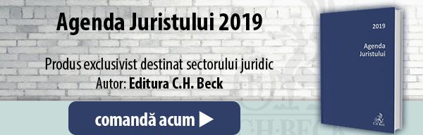 Agenda Juristului 2019