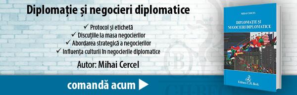 Diplomație și negocieri diplomatice