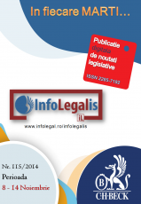 InfoLEGALis nr. 115/2014