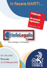 InfoLEGALis 130/2015