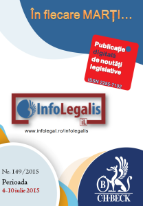 InfoLEGALis 149/2015