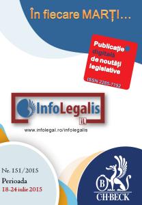 InfoLEGALis 151/2015