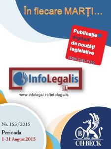 InfoLEGALis 153/2015