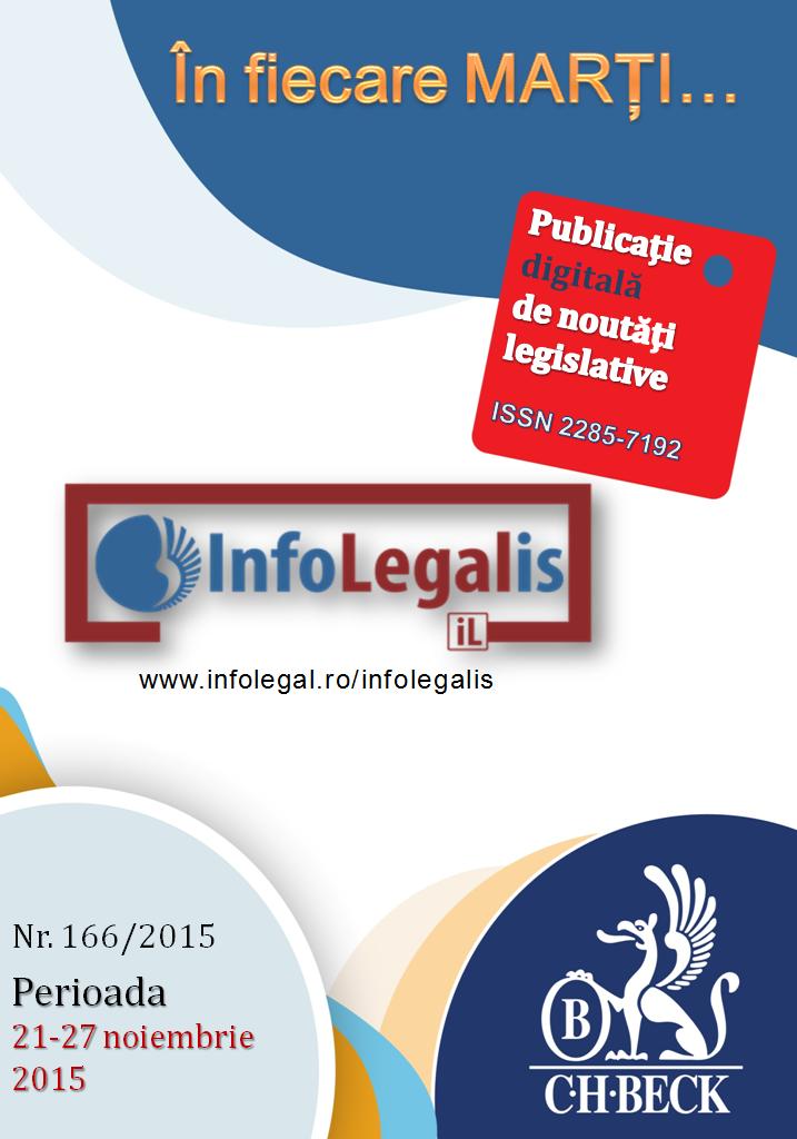 InfoLEGALis 166/2015