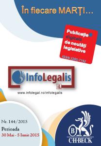 InfoLEGALis 144/2015