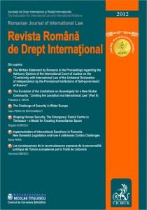 Noua Revista de Drept International