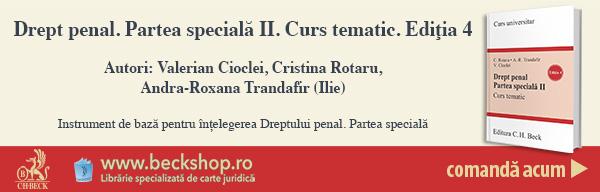 Drept penal. Partea specială II. Curs tematic. Ediţia 4