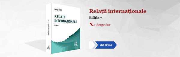 Relații internaționale. Ediția a 7-a