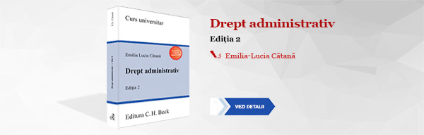 Drept administrativ. Ediția 2